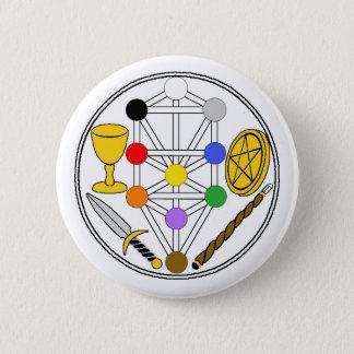 Pin-On Badge - Ceremonial Magick