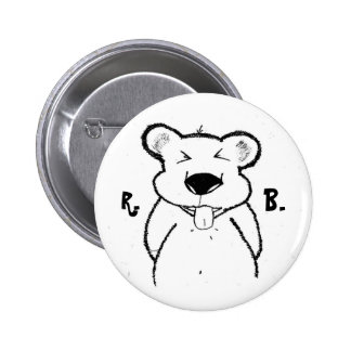 Pin - Rude Bear