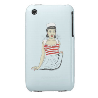 pin up II iPhone 3 Cases