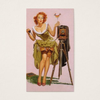 Pin up Photographer Profile Cards