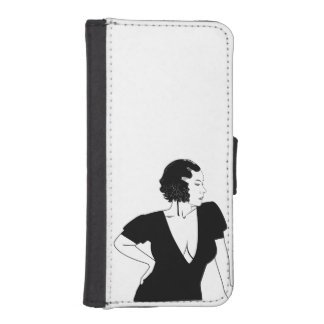 Pin up wallet case