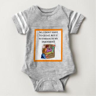 pinball baby bodysuit