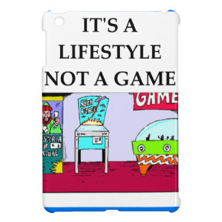 pinball iPad mini cover