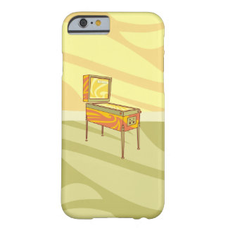 Pinball machine barely there iPhone 6 case