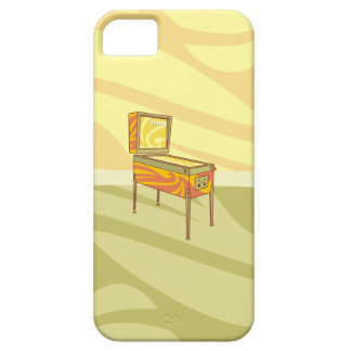 Pinball machine case for the iPhone 5