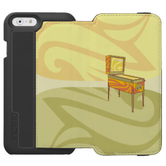 Pinball machine incipio watson™ iPhone 6 wallet case