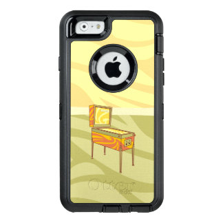 Pinball machine OtterBox iPhone 6/6s case