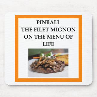 PINBALL MOUSE PAD