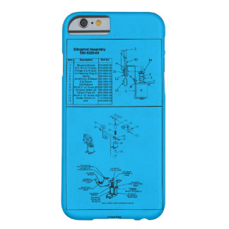 Pinball Slingshot Assembly Barely There iPhone 6 Case
