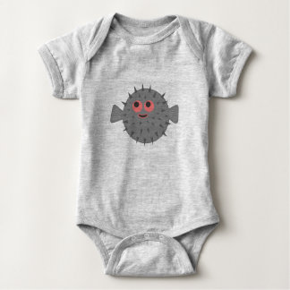 Pinball the Puffer Infant Bodysuit