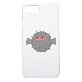 Pinball the Puffer Phone Case