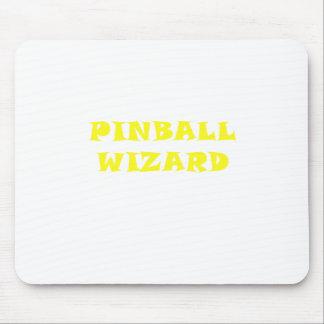 Pinball Wizard Mouse Pad