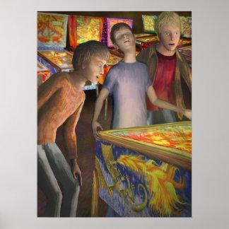 Pinball Wizard Poster