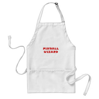 Pinball Wizard Standard Apron
