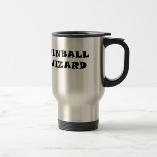 Pinball Wizard Travel Mug
