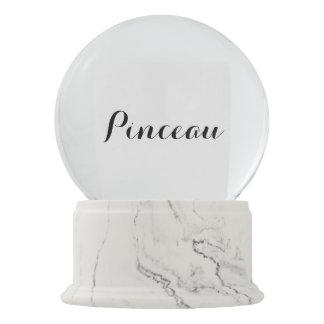 Pinceau Snow Globe Snow Globes