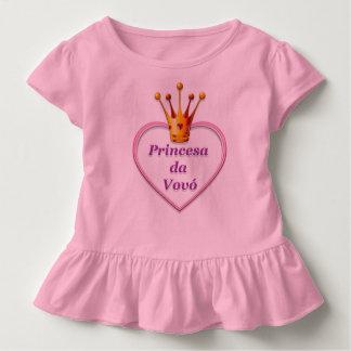 Pincesa Blusinha of vovo Toddler T-Shirt
