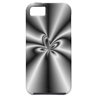 Pinched Stainless Steel iPhone 5 Cover