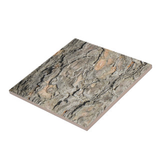 Pine Bark Ceramic Tile