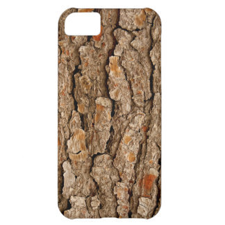 Pine Bark Texture iPhone 5C Case