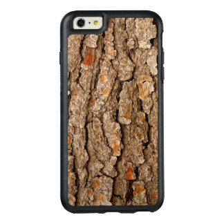 Pine Bark Texture OtterBox iPhone 6/6s Plus Case