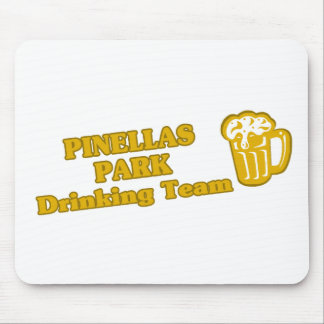 Pine Bluff Drinking Team tee shirts Mouse Pad