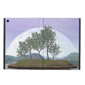 Pine bonsai - 3D render Case For iPad Air