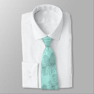 Pine Branch Tie