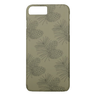 Pine Branch Two iPhone 8 Plus/7 Plus Case