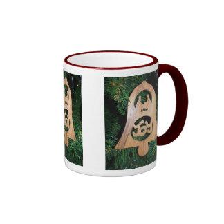 Pine Cone Ornament Mug