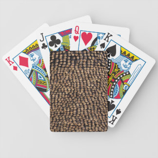 Pine Cone Pattern Bicycle Playing Cards