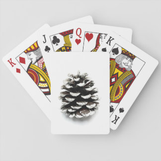 Pine Cone Playing Cards