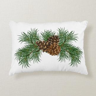 Pine Cones Decorative Cushion