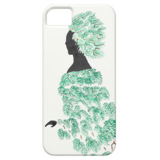 Pine Dryad iPhone 5 Covers
