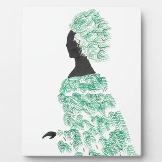 Pine Dryad Photo Plaques