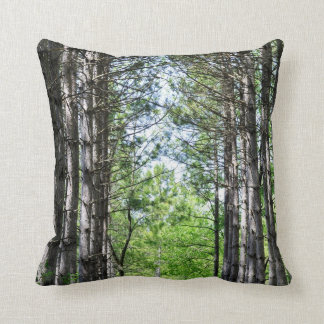 Pine Forest American MoJo Pillows Cushions