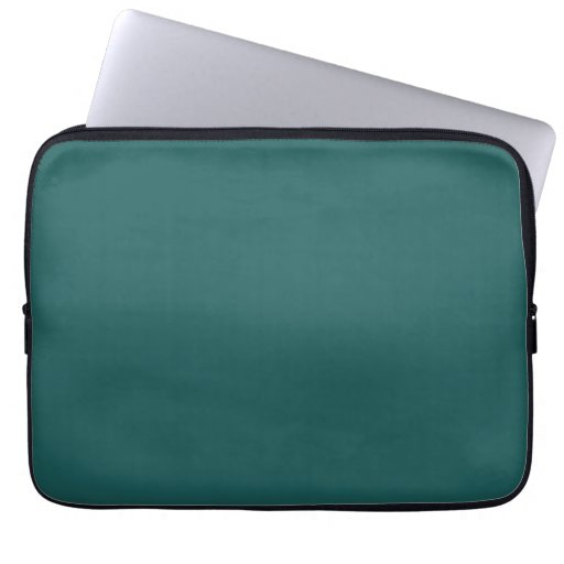 Pine Green Color Trend Blank Template Laptop Sleeves
