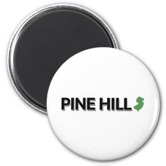 Pine Hill, New Jersey Magnet