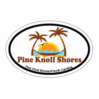 Pine Knoll Shores Cut Outs