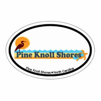 Pine Knoll Shores Cut Out