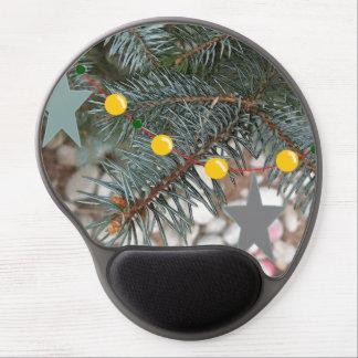 Pine n' Stars Mousepad Gel Mousepad