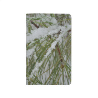 Pine Needles and Snow Journal |Summer Haven