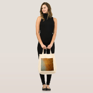 Pine needles forest tote bag