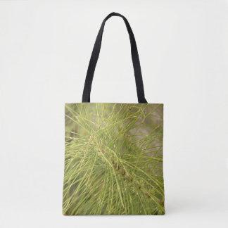 Pine Needles Tote Bag