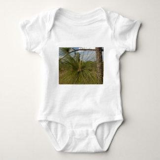Pine Tree Baby Bodysuit
