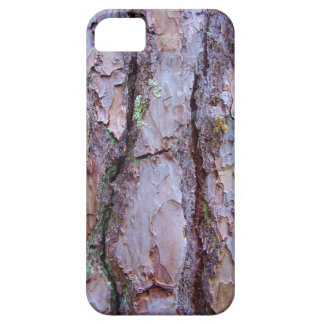 Pine Tree Bark iPhone SE+5/5S Case