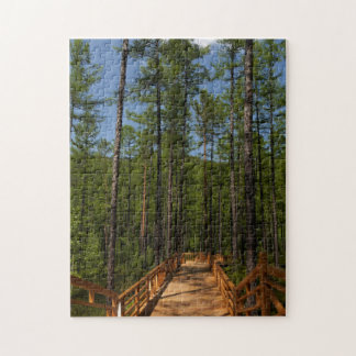 Pine Tree Forest Puzzle
