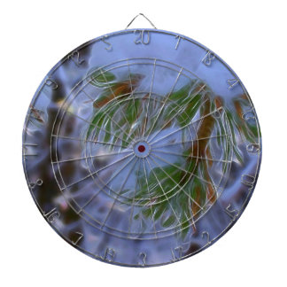 Pine Tree - Lumi Dartboard