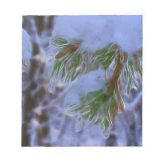 Pine Tree - Lumi Notepad