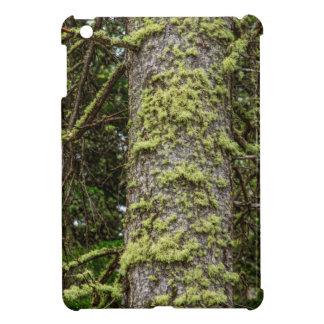 Pine_Tree_Moss Cover For The iPad Mini